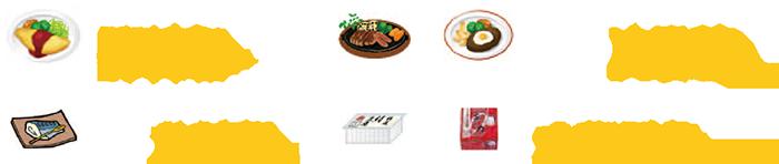 タンパク質が含まれる食品を知ろう!